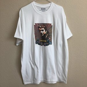 Vintage The Fonz Iron-On On New T-Shirt NWT